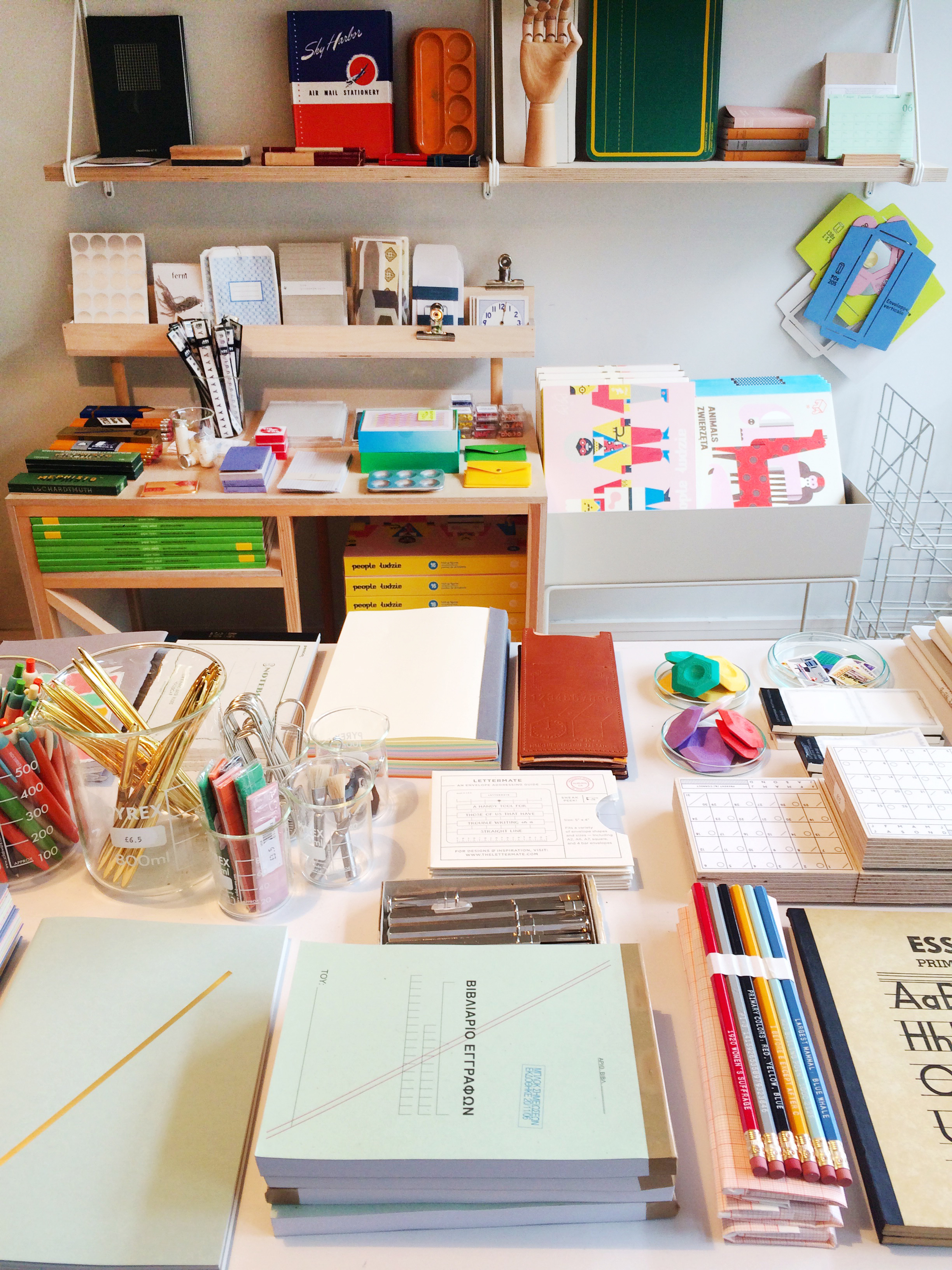 present and correct stationery shop