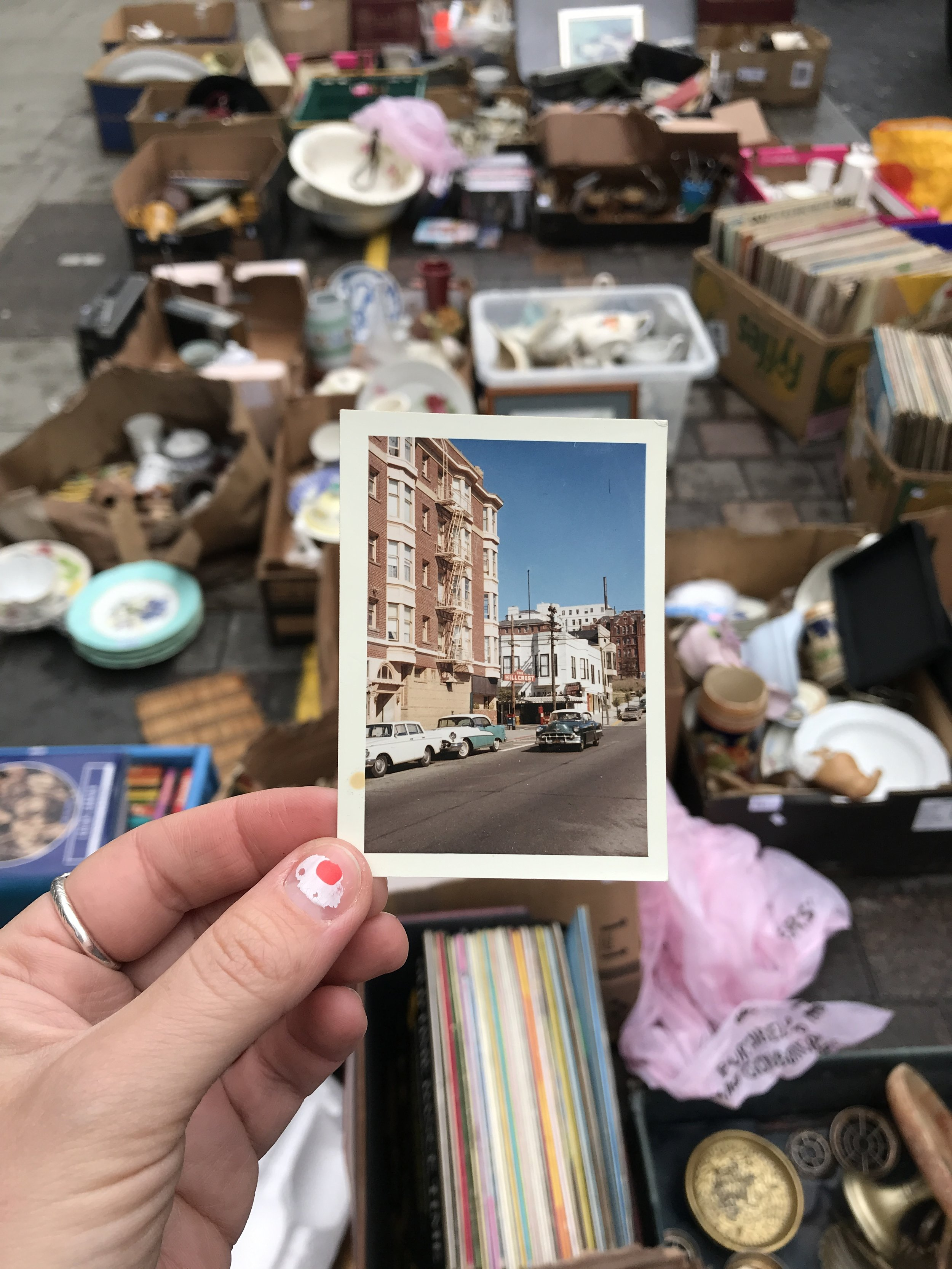 photo portobello market london