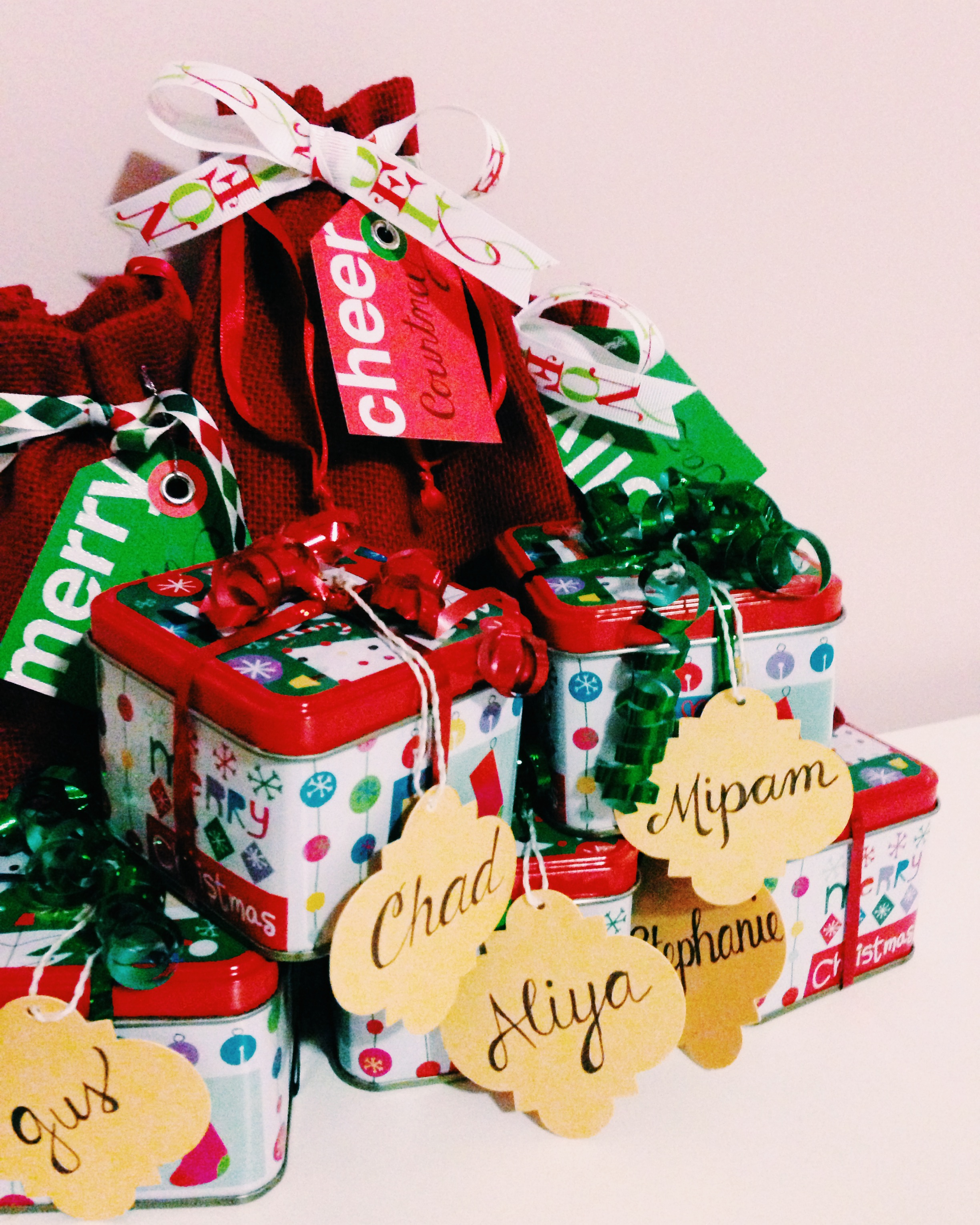 Giftwrapping 2013