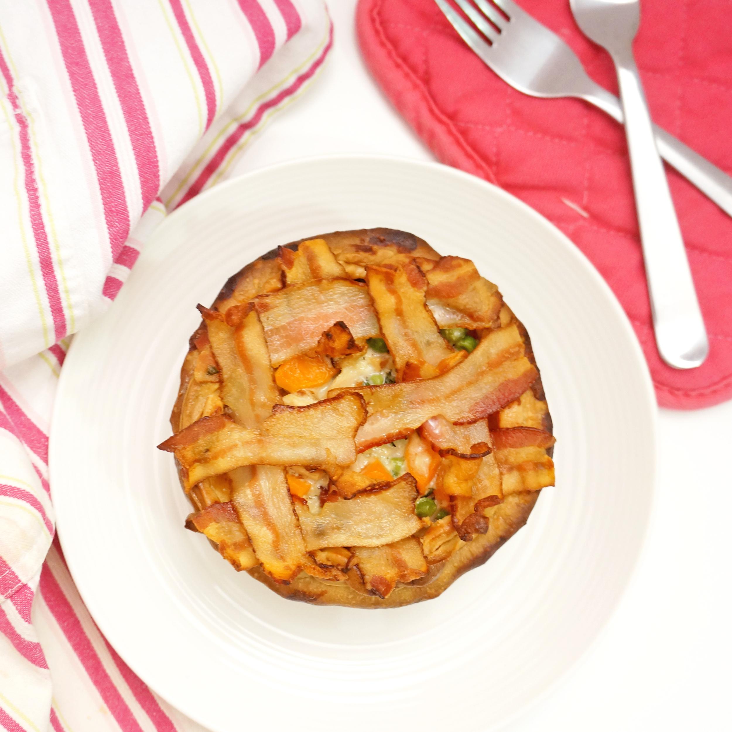 thegirlcaneat-chicken-pot-pie-bacon-lattice-crust-1