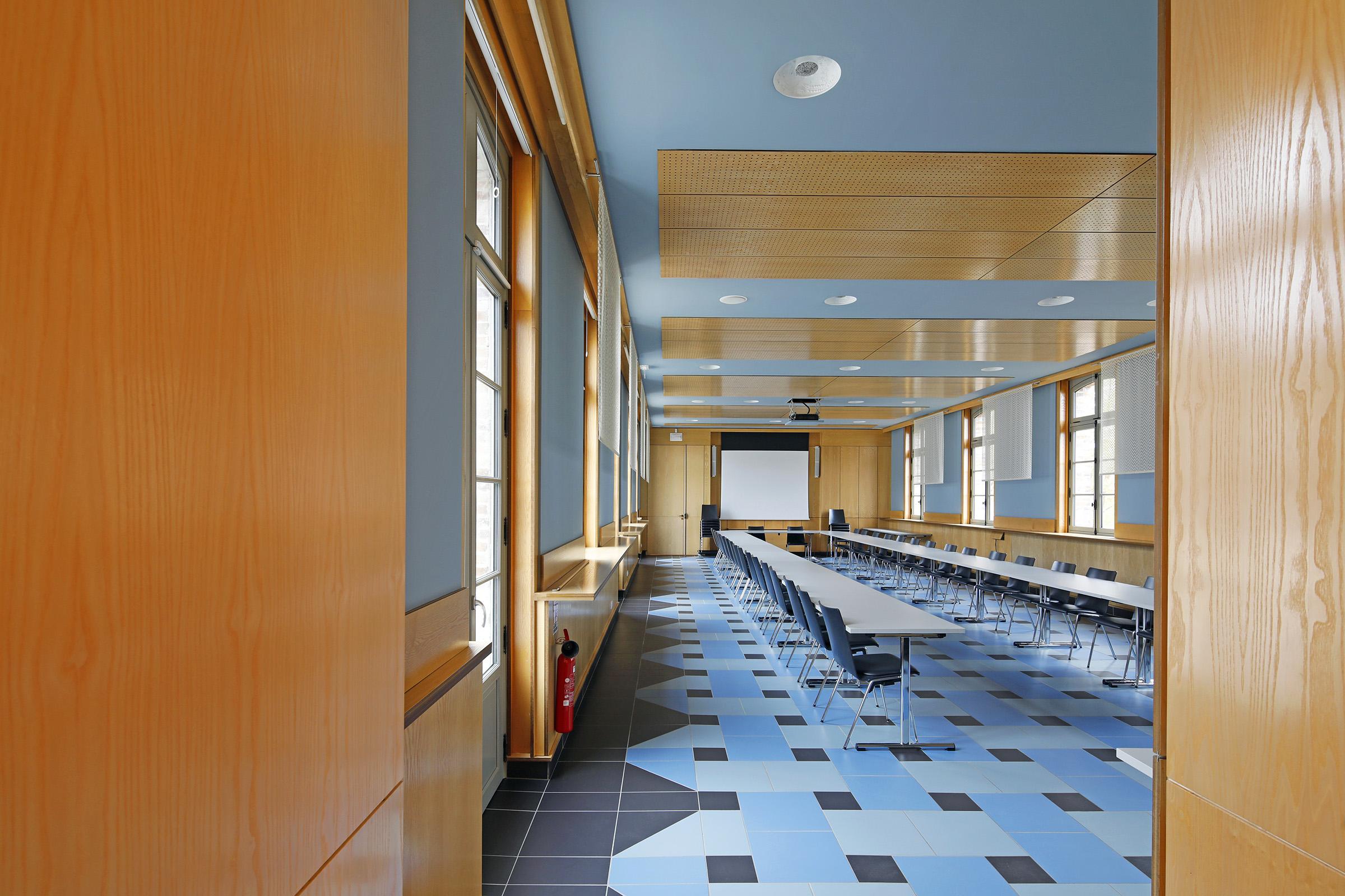 Amilly - La Maison Saint Loup - Interieur - Sylvain Dubuisson 040.jpg