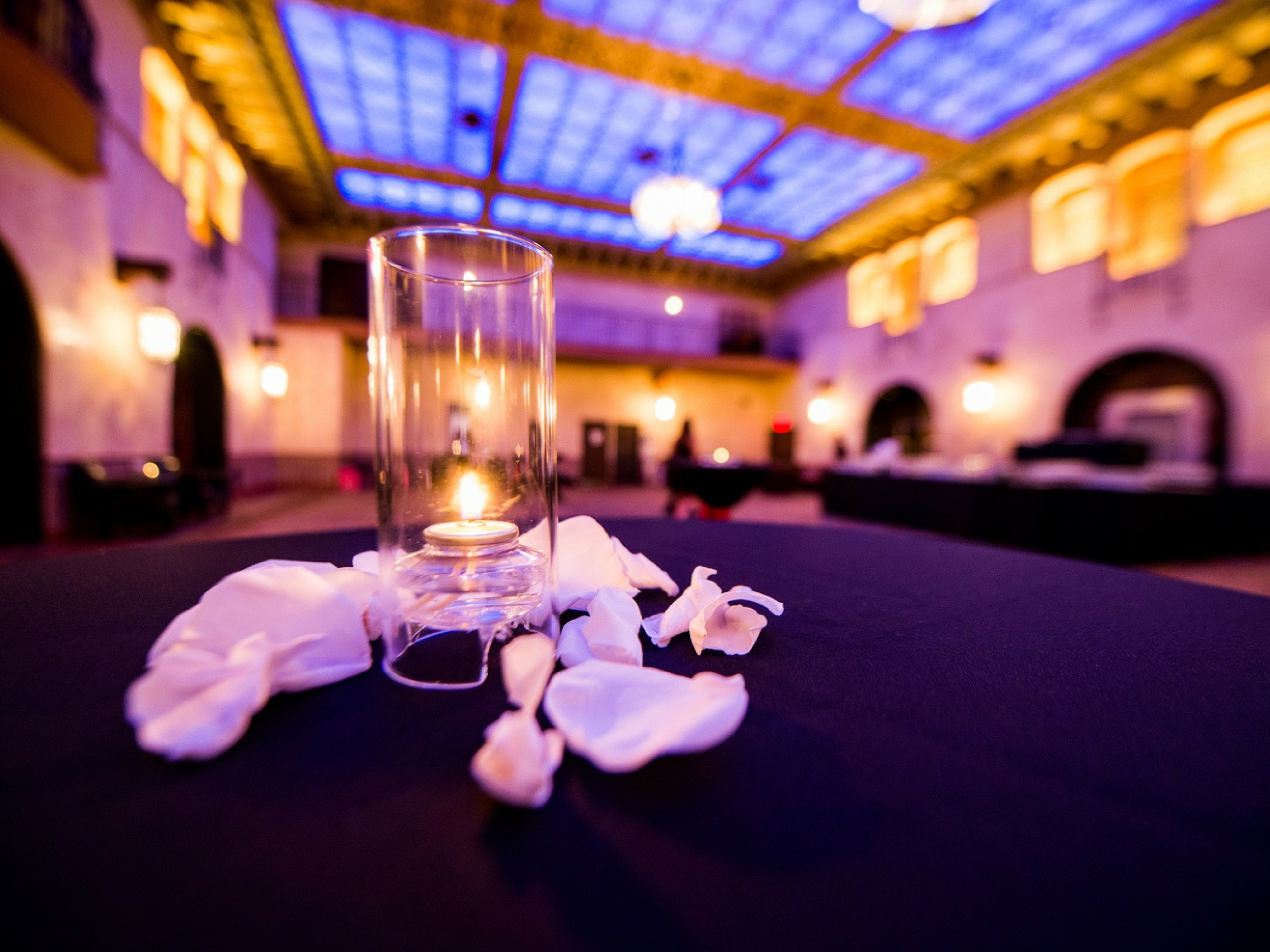 Looking for the Right Venue