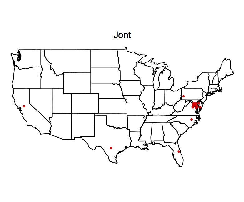 "DC's newly famous ""Jont."" for more information, see Frances Sellers' fantastic article in the Washington Post,   Is There a D.C. Dialect? It's a Topic Locals are Pretty Cised to Discuss,   which discusses research by Georgetown's Minnie Annan."