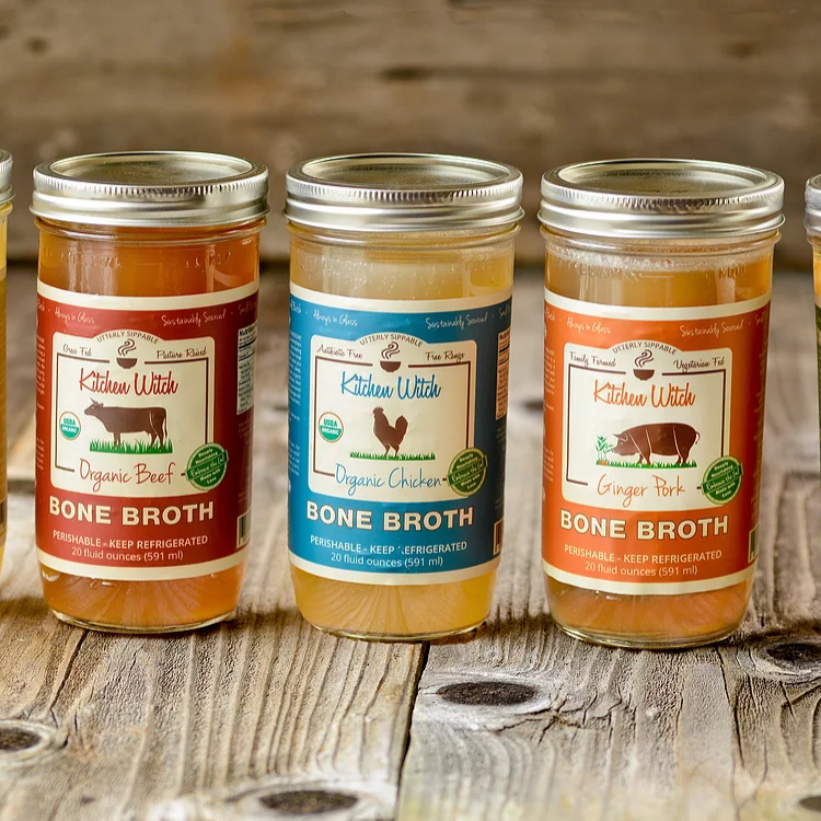 February Highlight: Kitchen Witch Bone Broth   Aptos Natural Foods, January 21, 2017