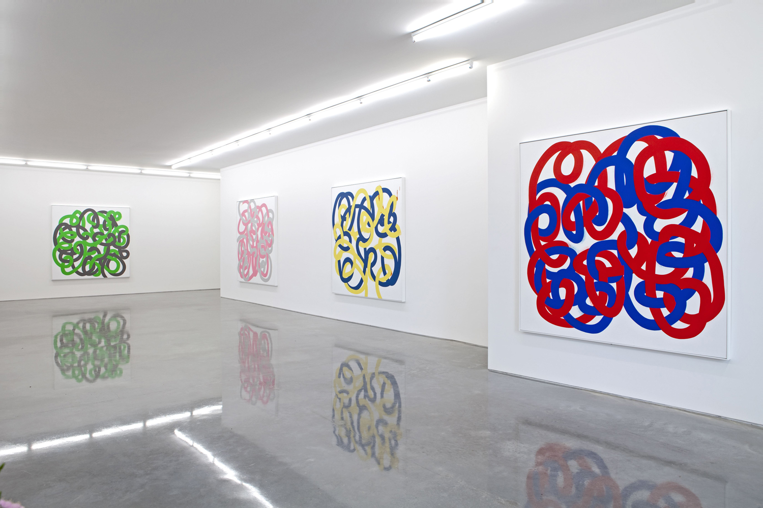 'Gemma Smith'  2013  Sarah Cottier Gallery, Sydney Installation view