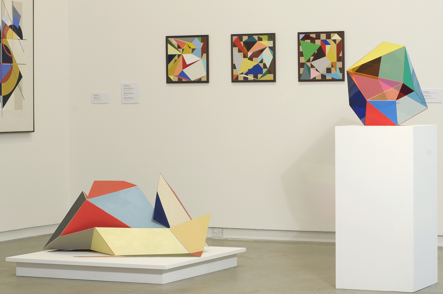 'Cubism and Australian Art'  2009  Heide Museum of Modern Art, Melbourne Installation view