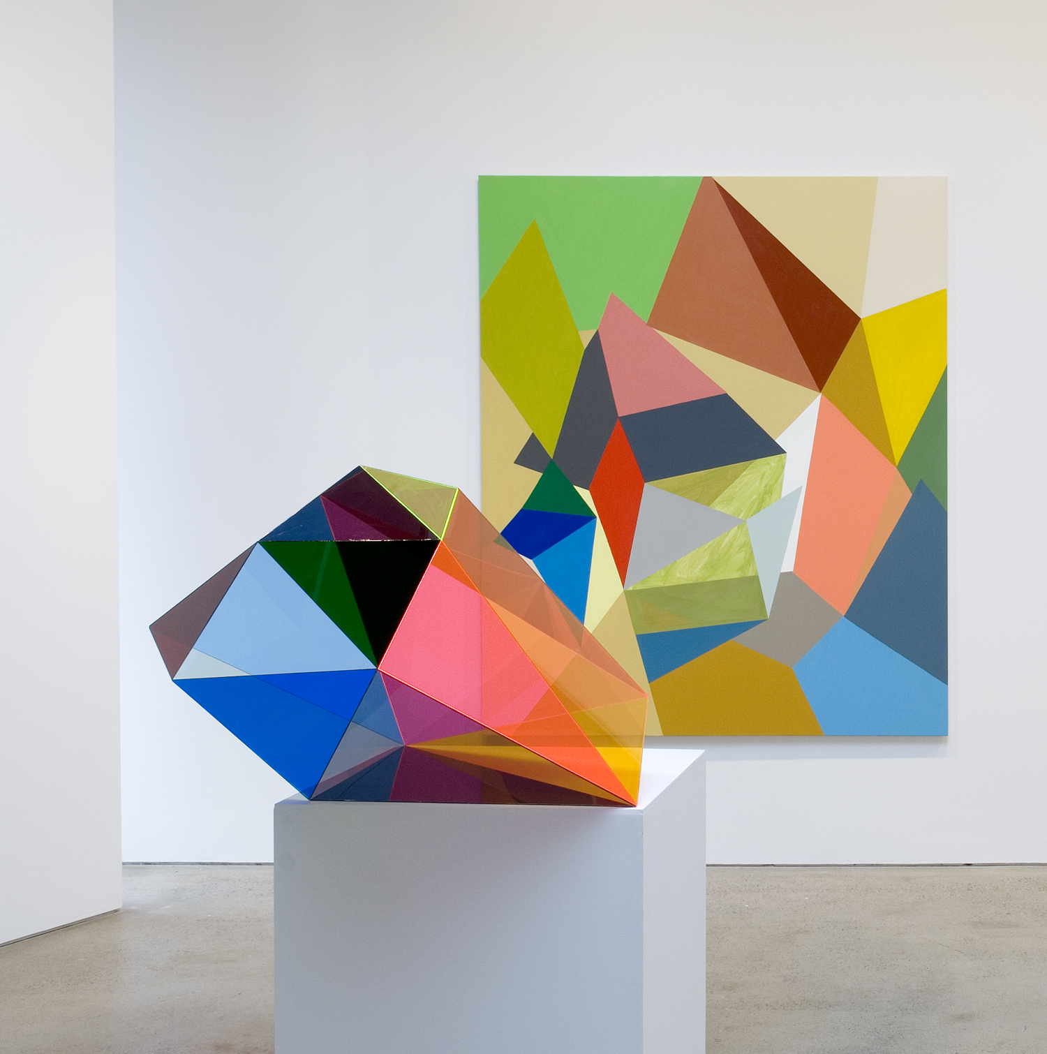'Gemma Smith'  2008  Sarah Cottier Gallery, Sydney Installation view