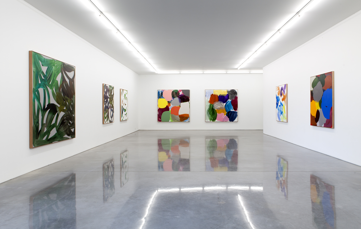 'Adjacent Possible'  2015  Sarah Cottier Gallery, Sydney Installation view