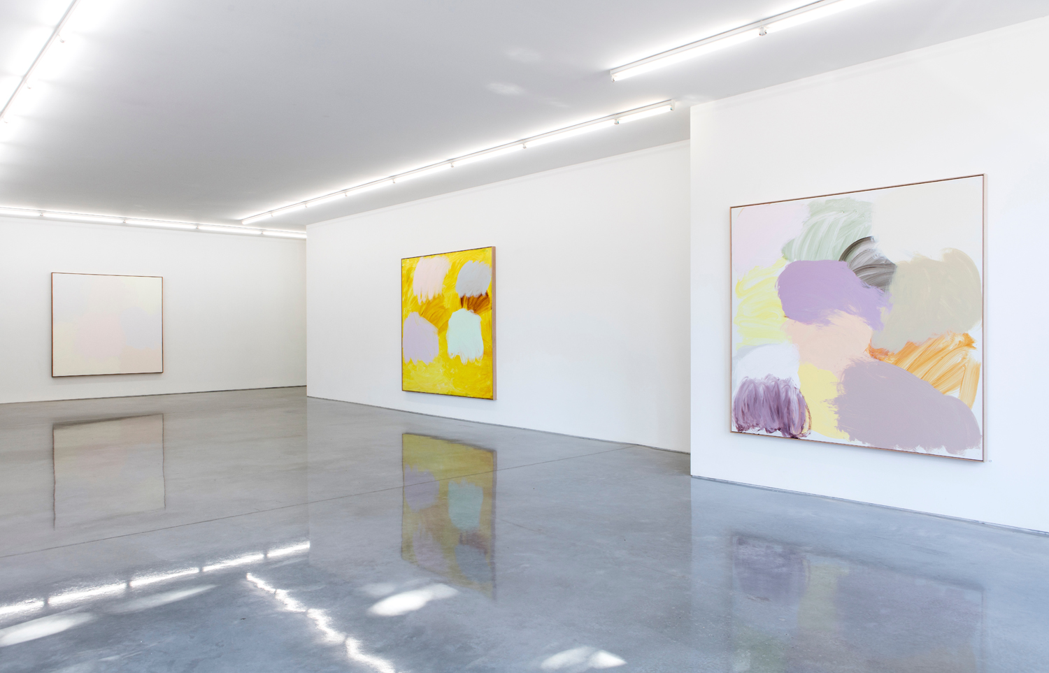 'Radiant Greige'  2017  Sarah Cottier Gallery, Sydney Installation view