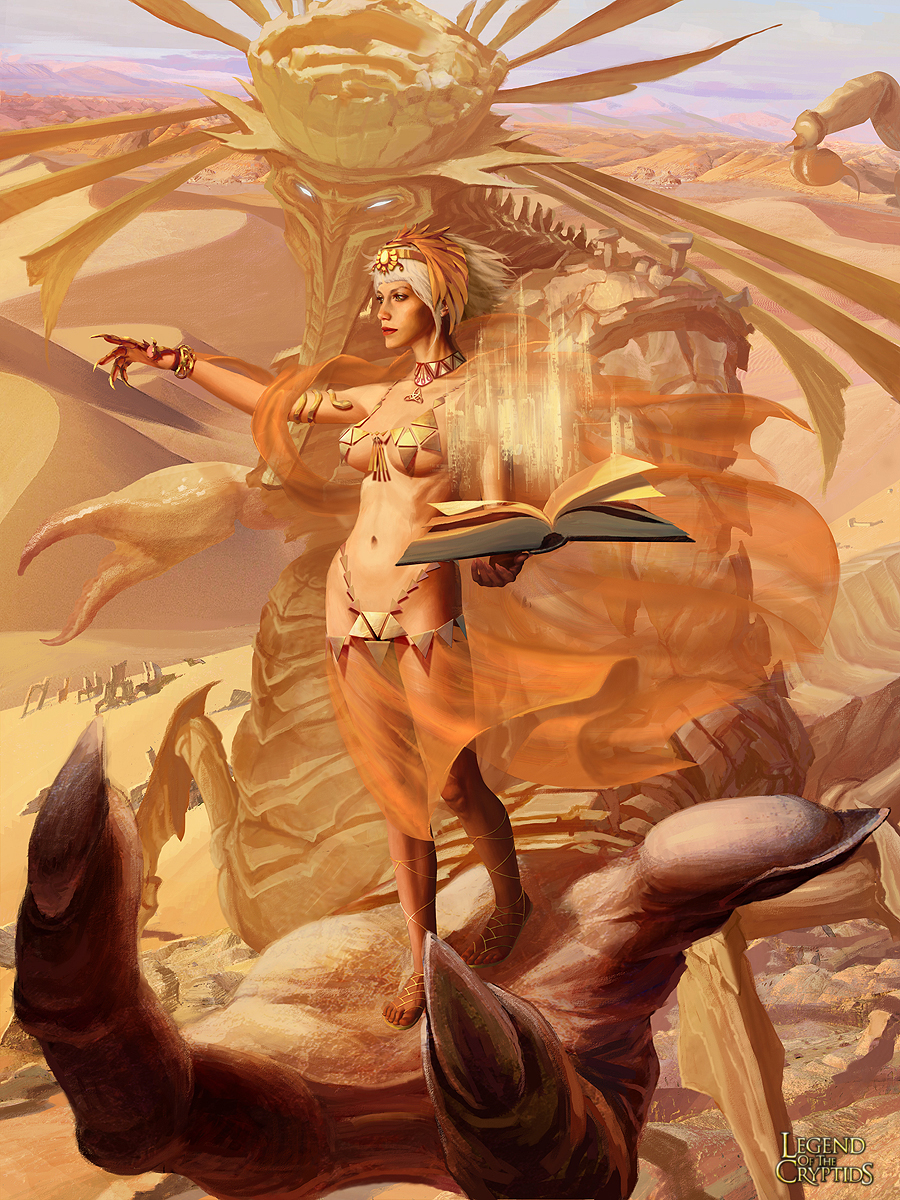 Desert Witch - Normal