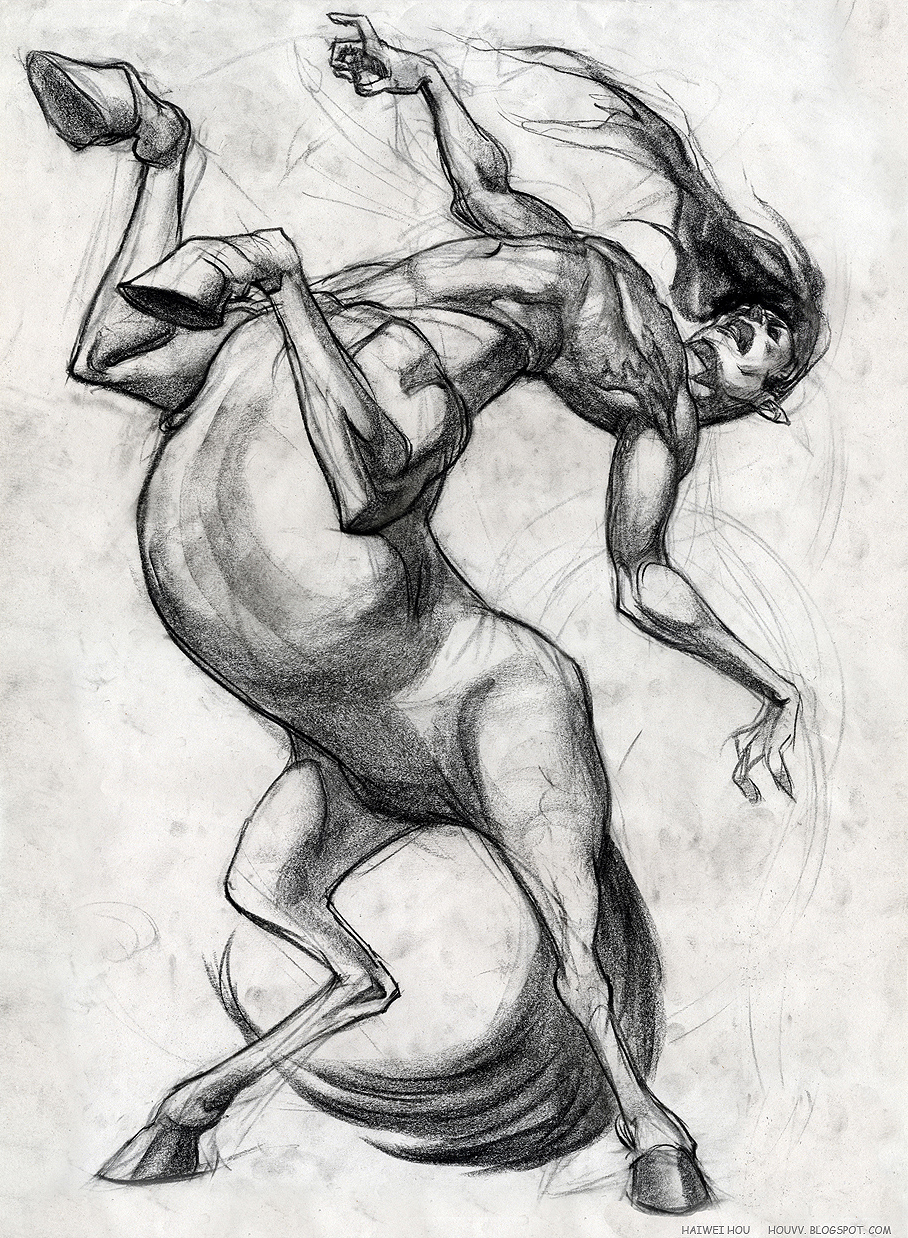 Hissing Centaur