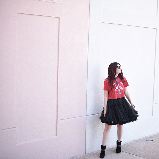 Life at @GatewayPeople is even better than wearing a tutu under a pink wall, which is sayin somethin. 🎹 #GWC16 . . . #dallasblogger #wiwt #styleblog #fashionblog #blogger #fblogger #currentlywearing #styleblogger #lookbook #flashesofdelight #mystyle #pursuepretty #todaysoutfit #bloggerstyle #fashiongram #ootd #fashioninspo #ootdwatch #tutu #aboutalook #dallas #church #livecolorfully #f21xme #pink #thatsdarling #followme #fblog #igstyle