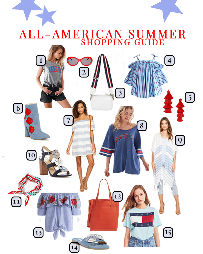 All-American Summer Shopping Guide