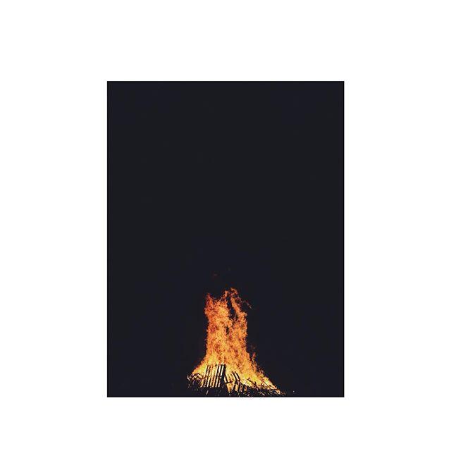 Beechworth can do bonfires 🔥 . . . #thatsdarling #autumn #vscocam #mytinyatlas #bonfire #beechworth