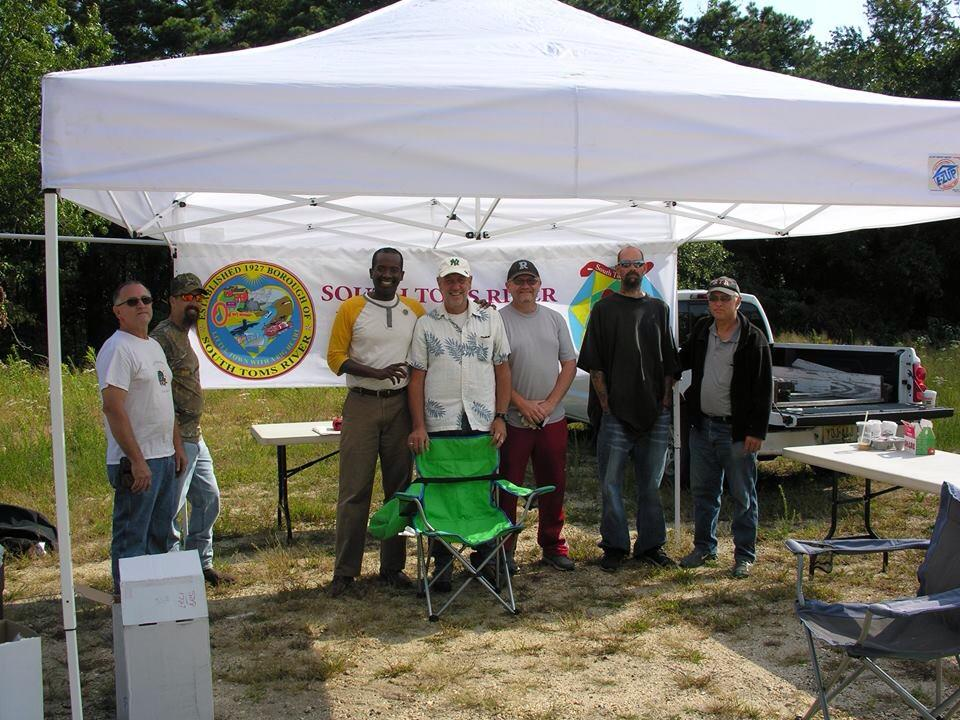 International Coastal Cleanup 2014 at South Toms River, NJ