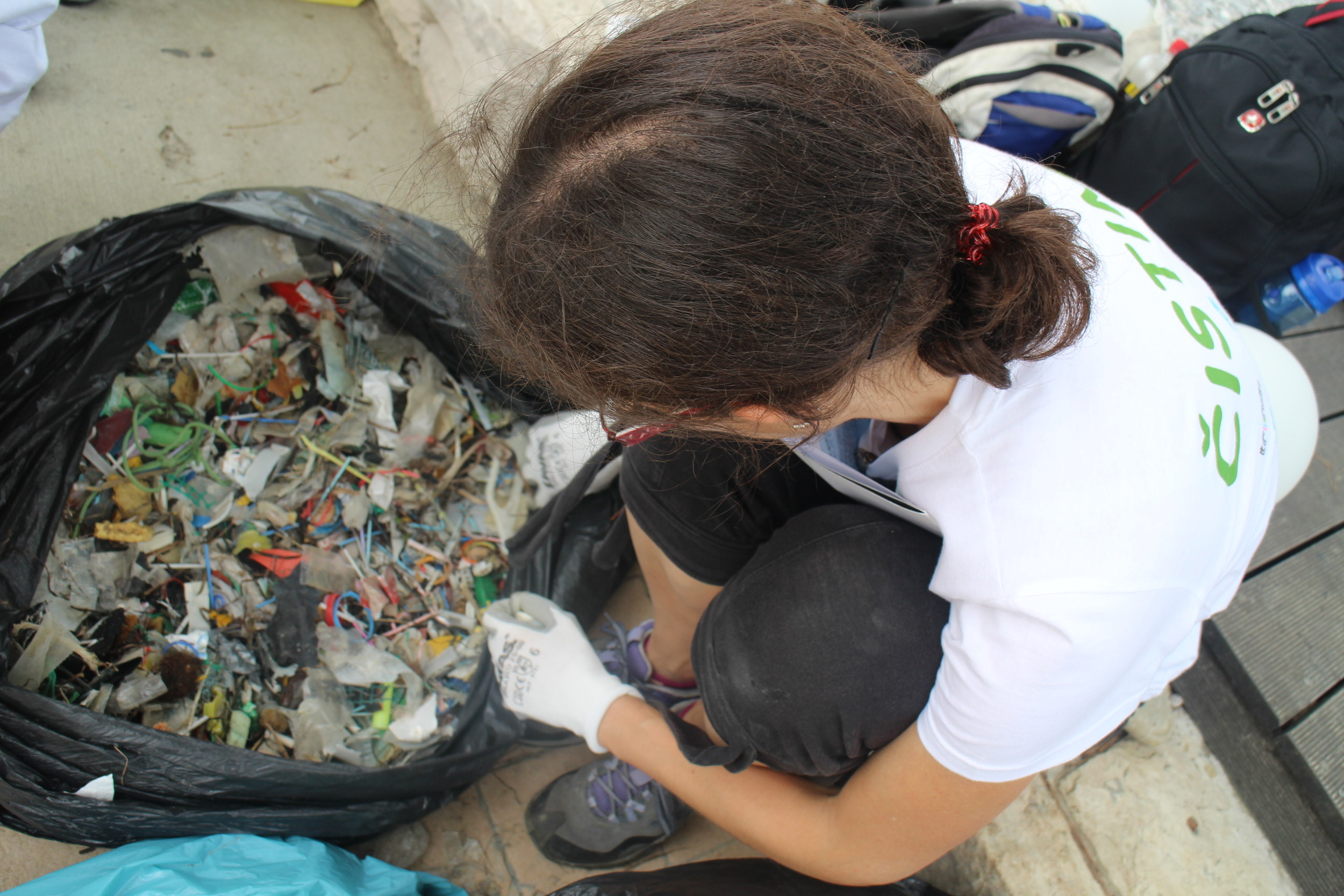 International Coastal Cleanup 2015 - Slovenia