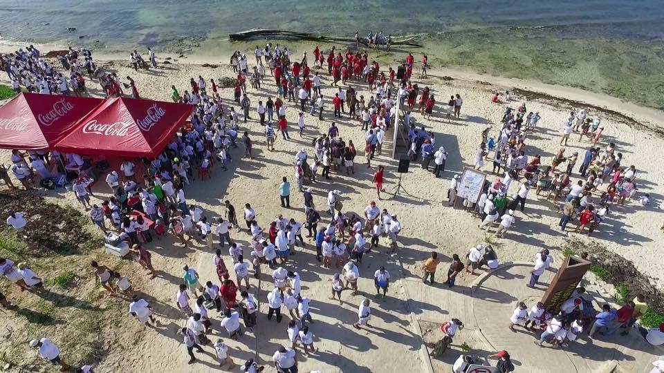 Mexico - Punta Esmeralda in La Riviera Maya - ICC2015 - 7.JPG