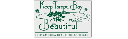 Keep Tampa Bay Beautiful  is accepting internship applications.  Link to download the application .