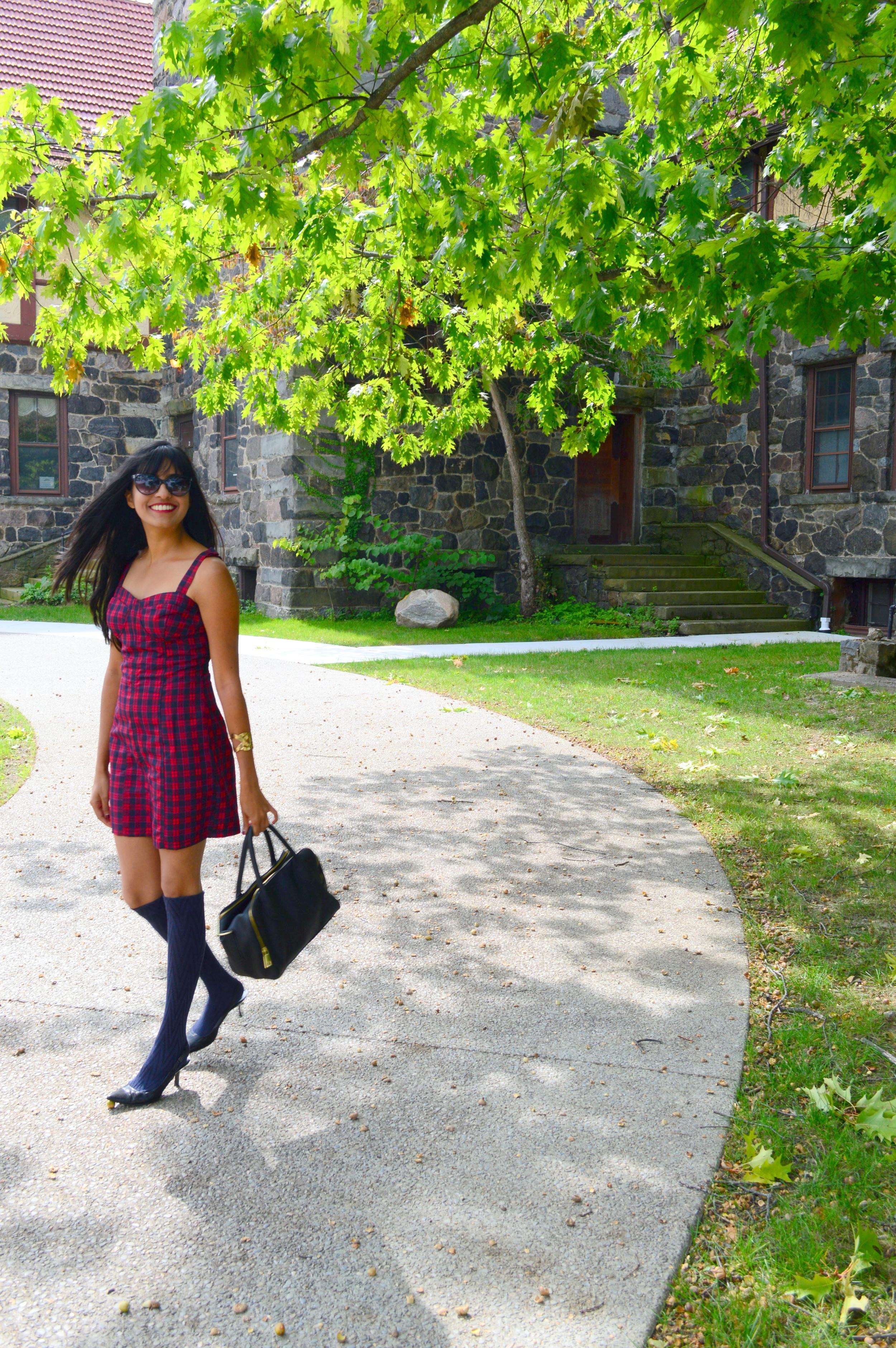 Tartan Dress 5