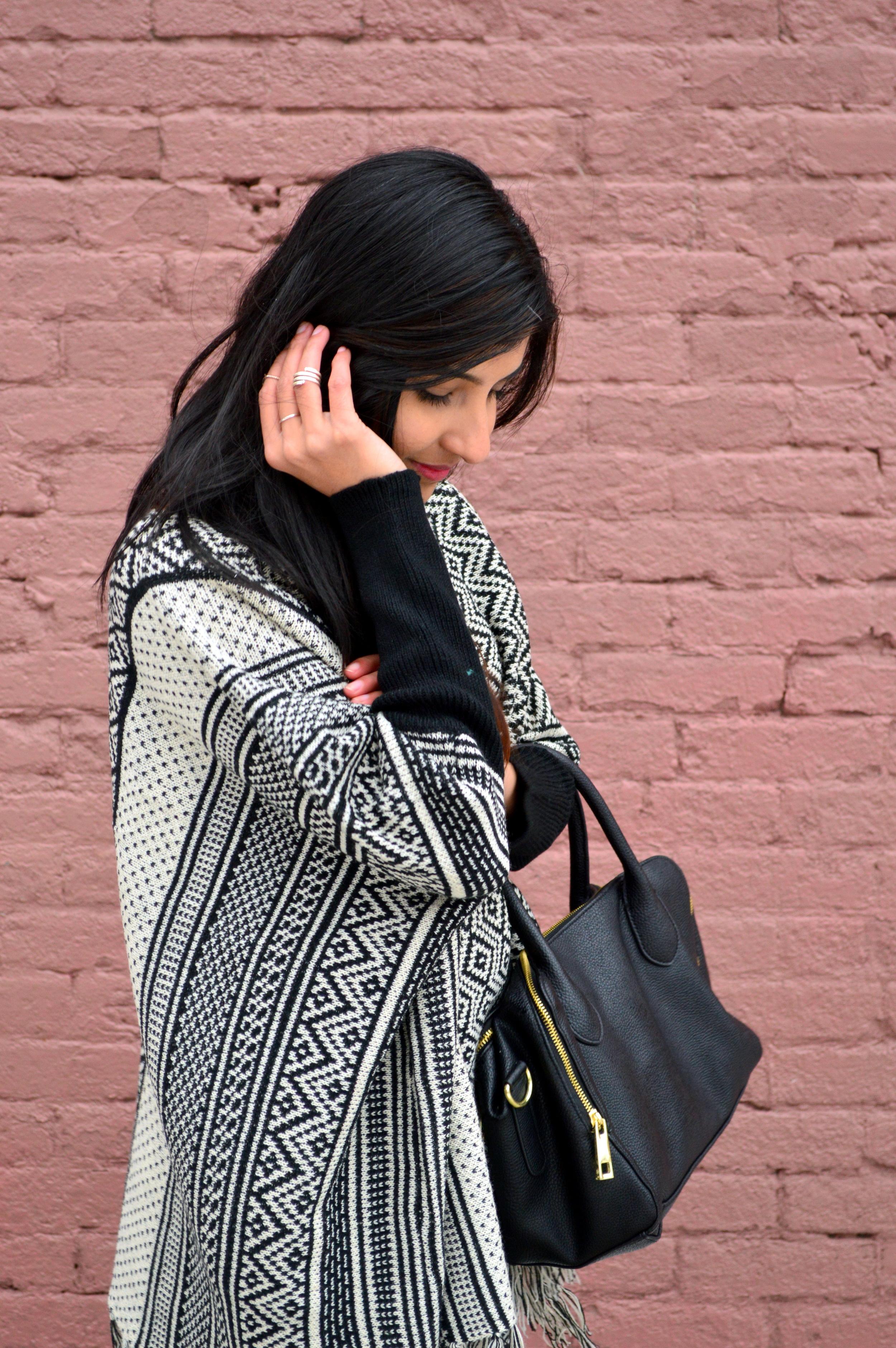 Poncho Sweater 4