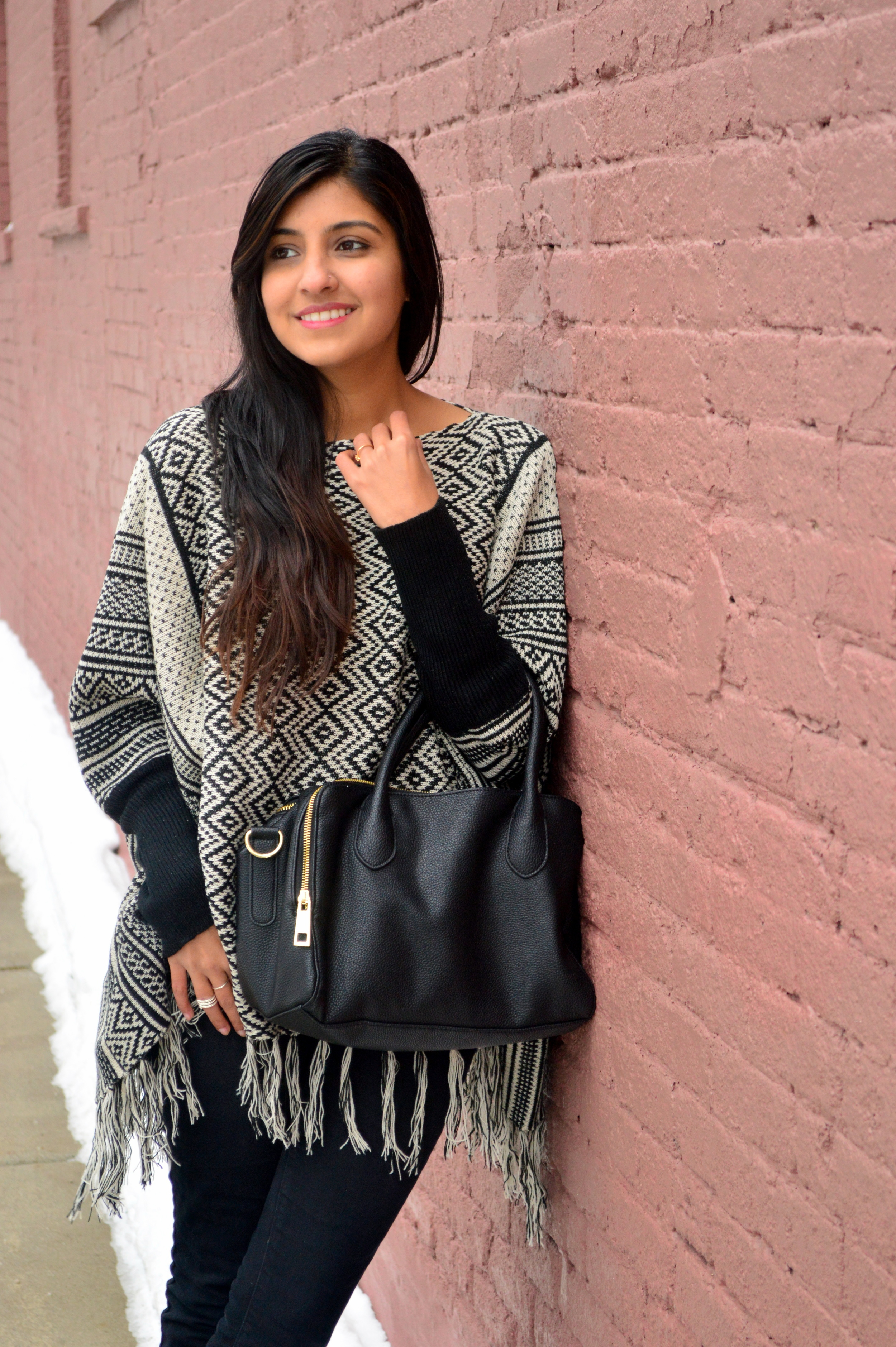 Poncho Sweater 6