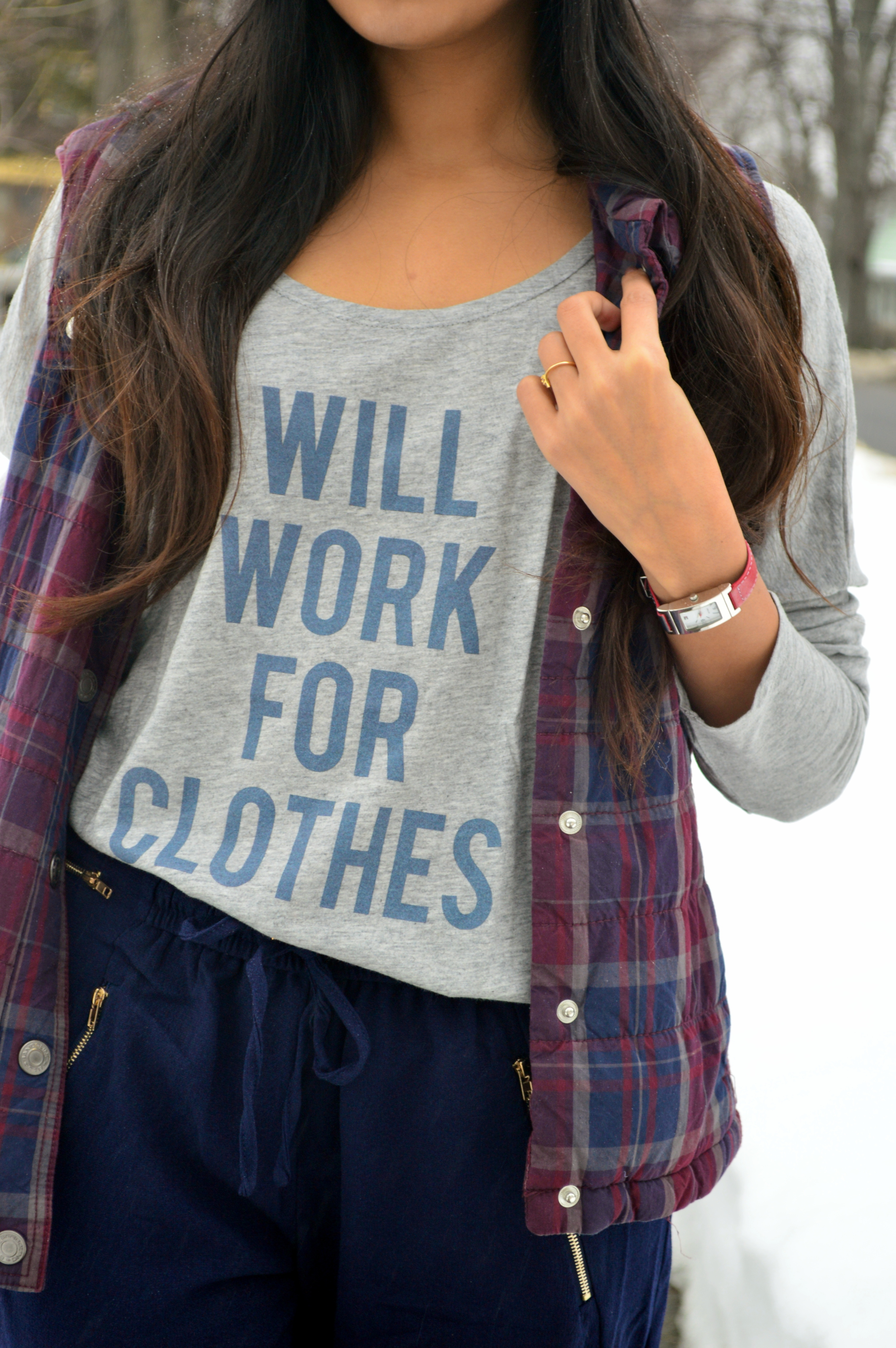 Will work for clothes 4