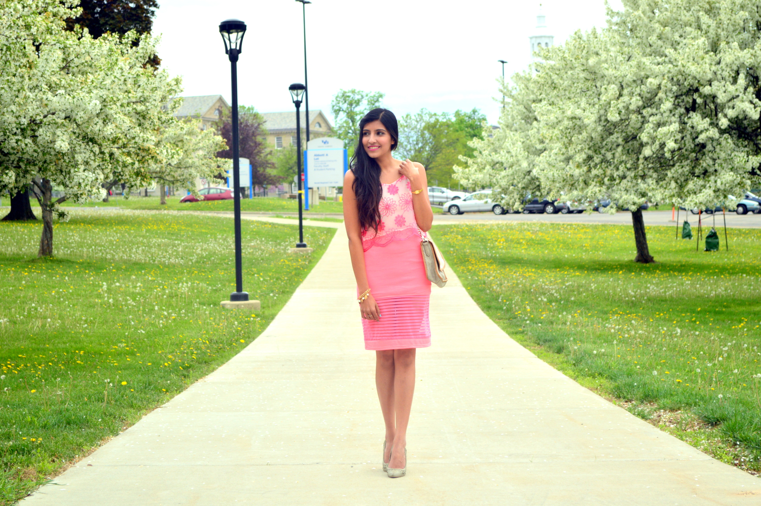Pretty in Pink 1