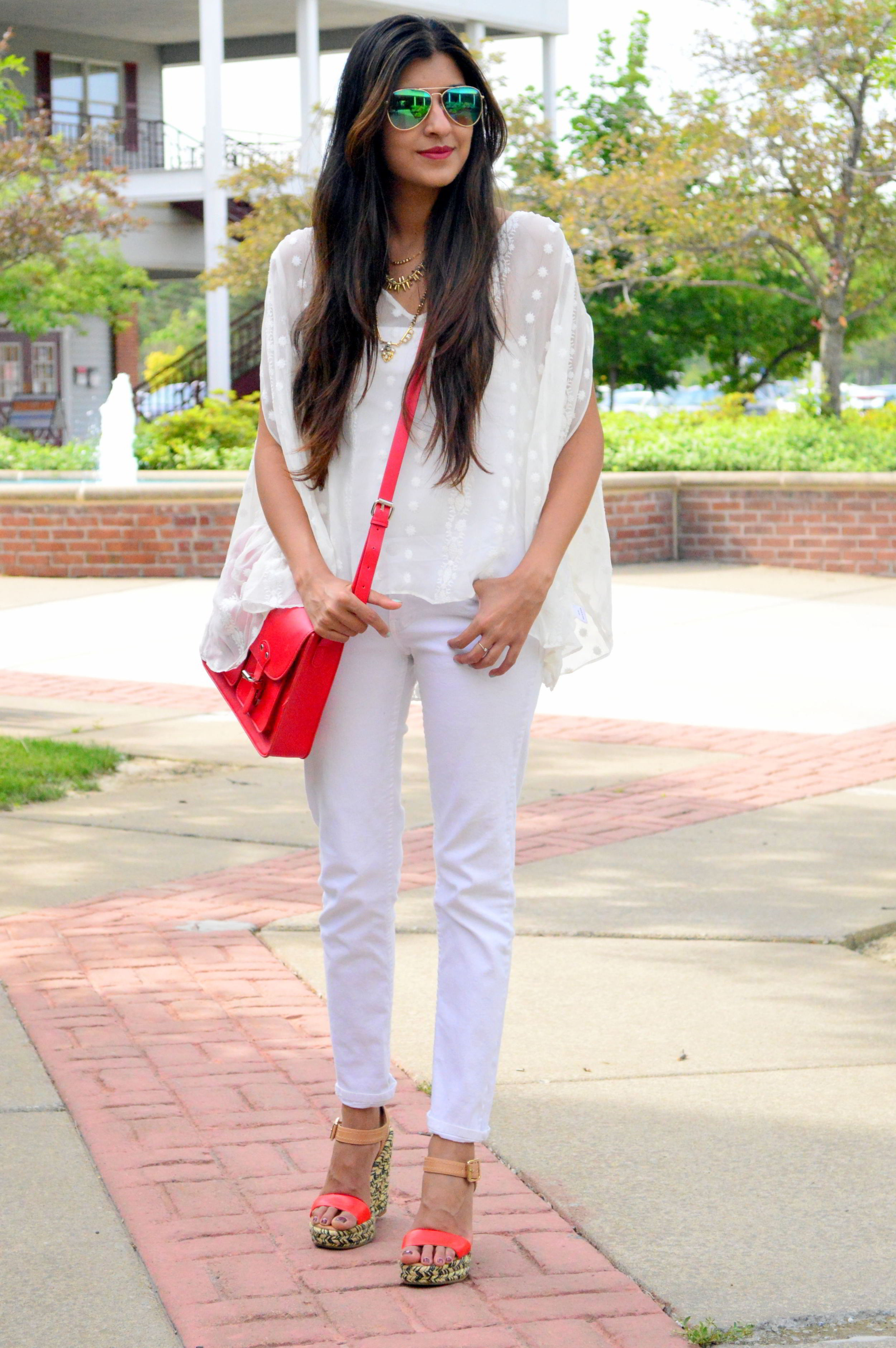 white on white 1