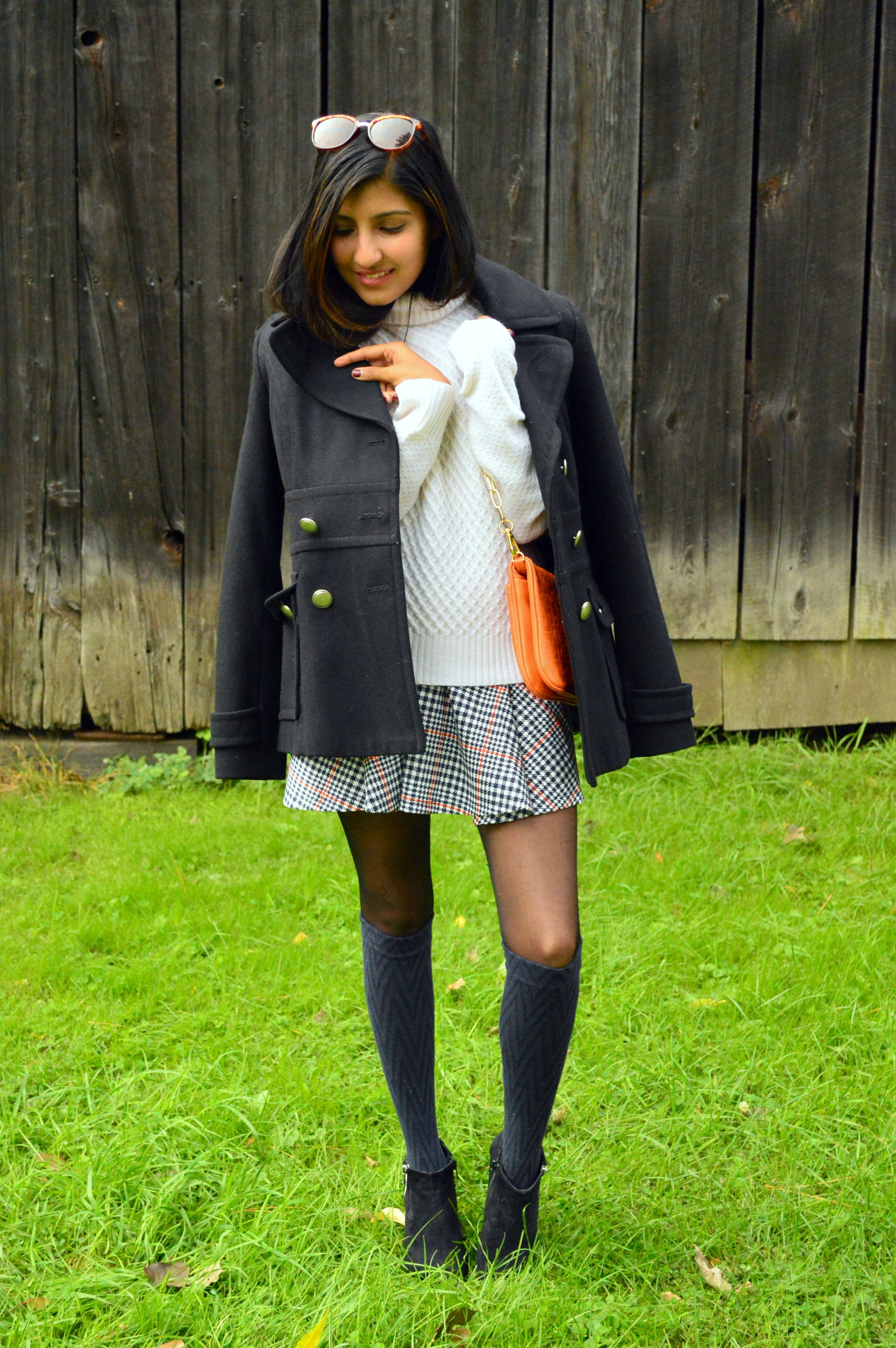 preppy plaid- layers 5