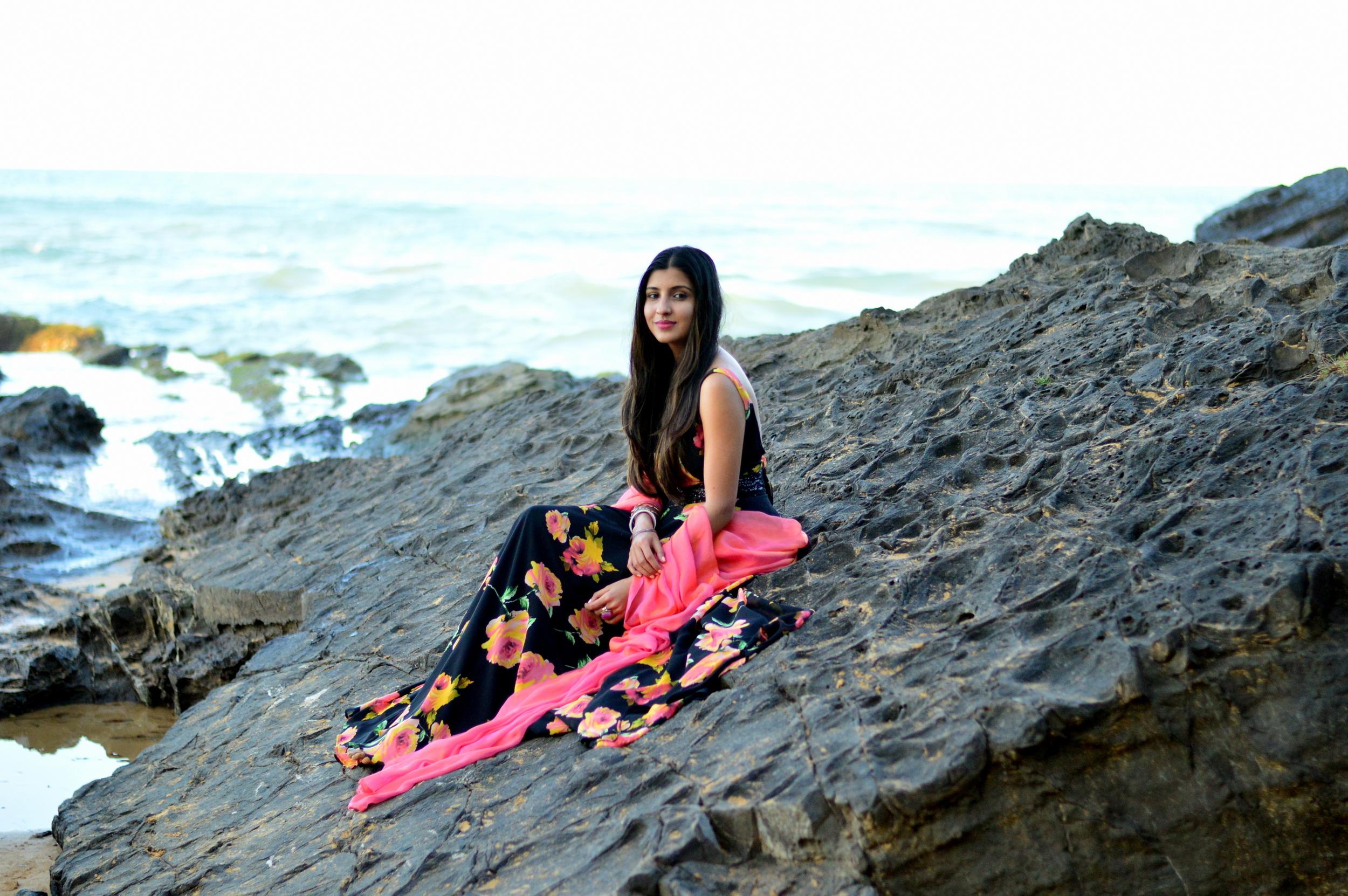 floral-maxi-beach-style