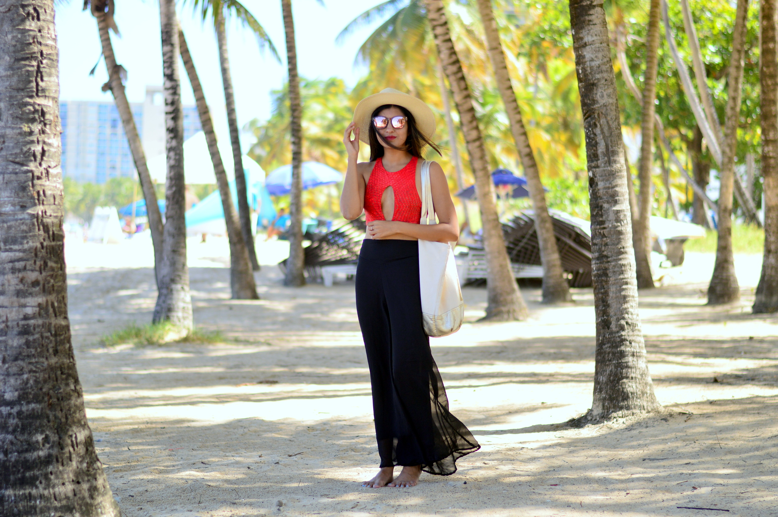 isla-verde-puerto-rico-beach-outfit-budget-travel-guide
