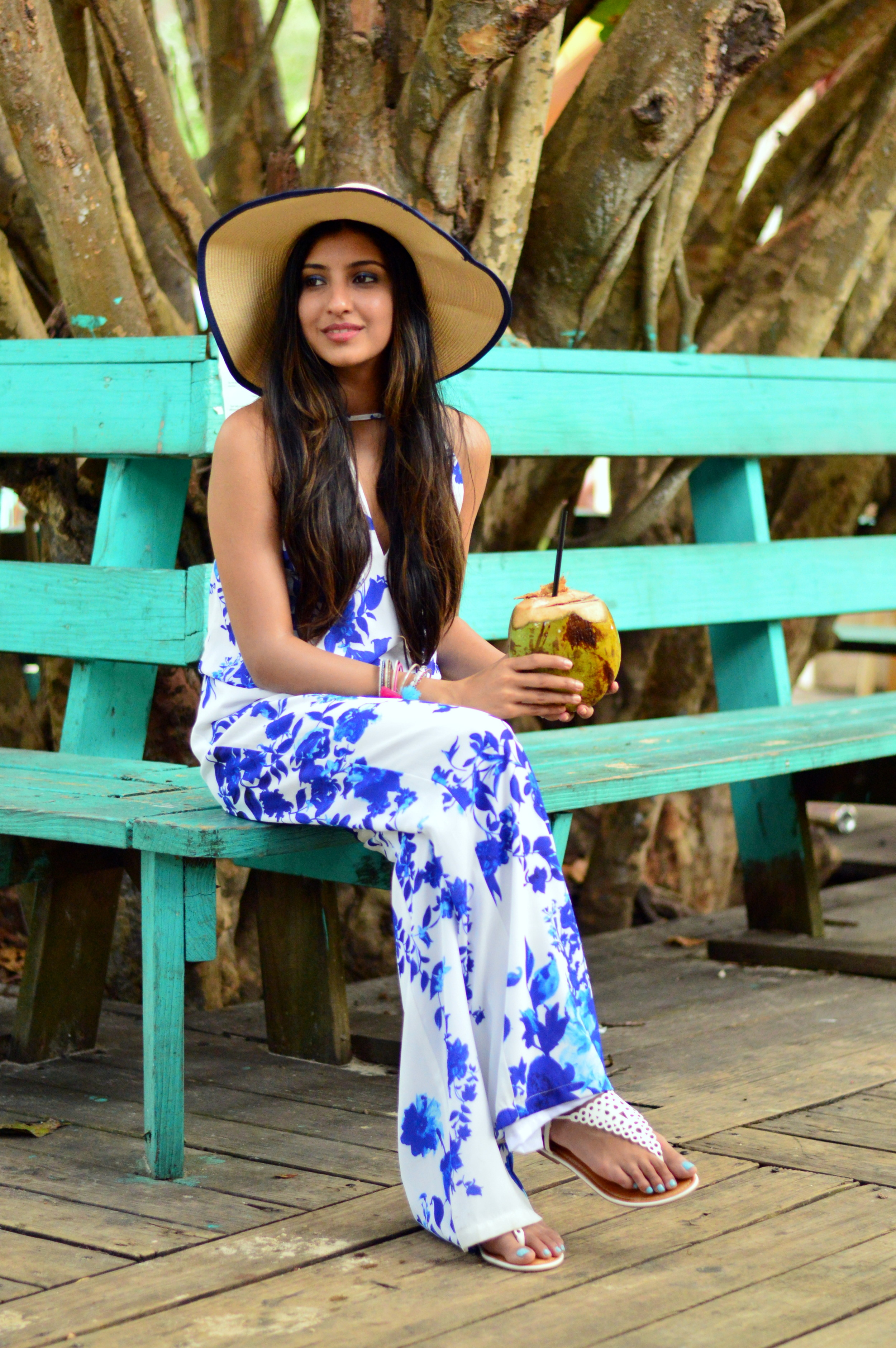 flamenco-beach-floral-jumpsuit-vacation-style-blogger