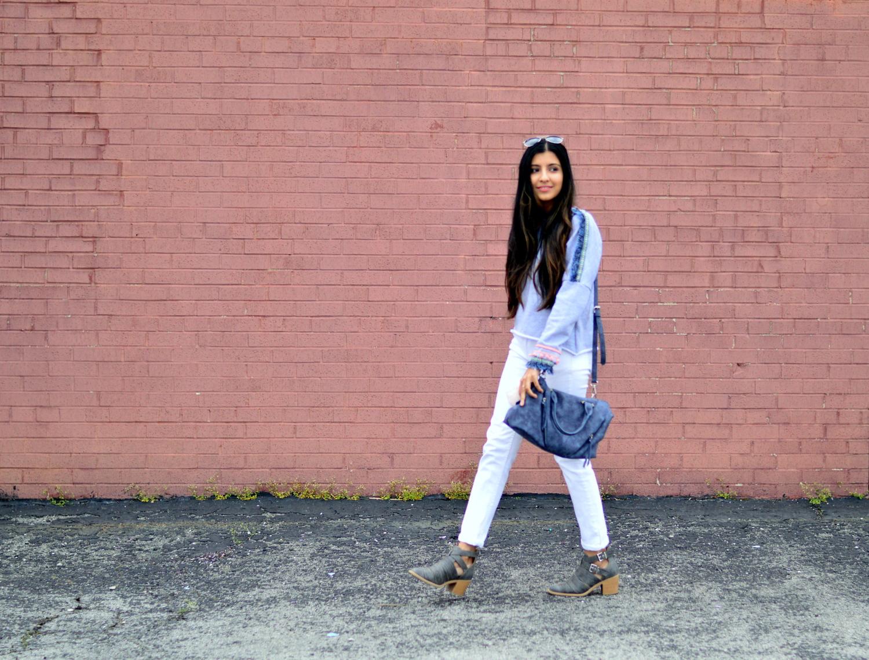 pom-fringe-sweatshirt-casual-blogger-outfit-style 4