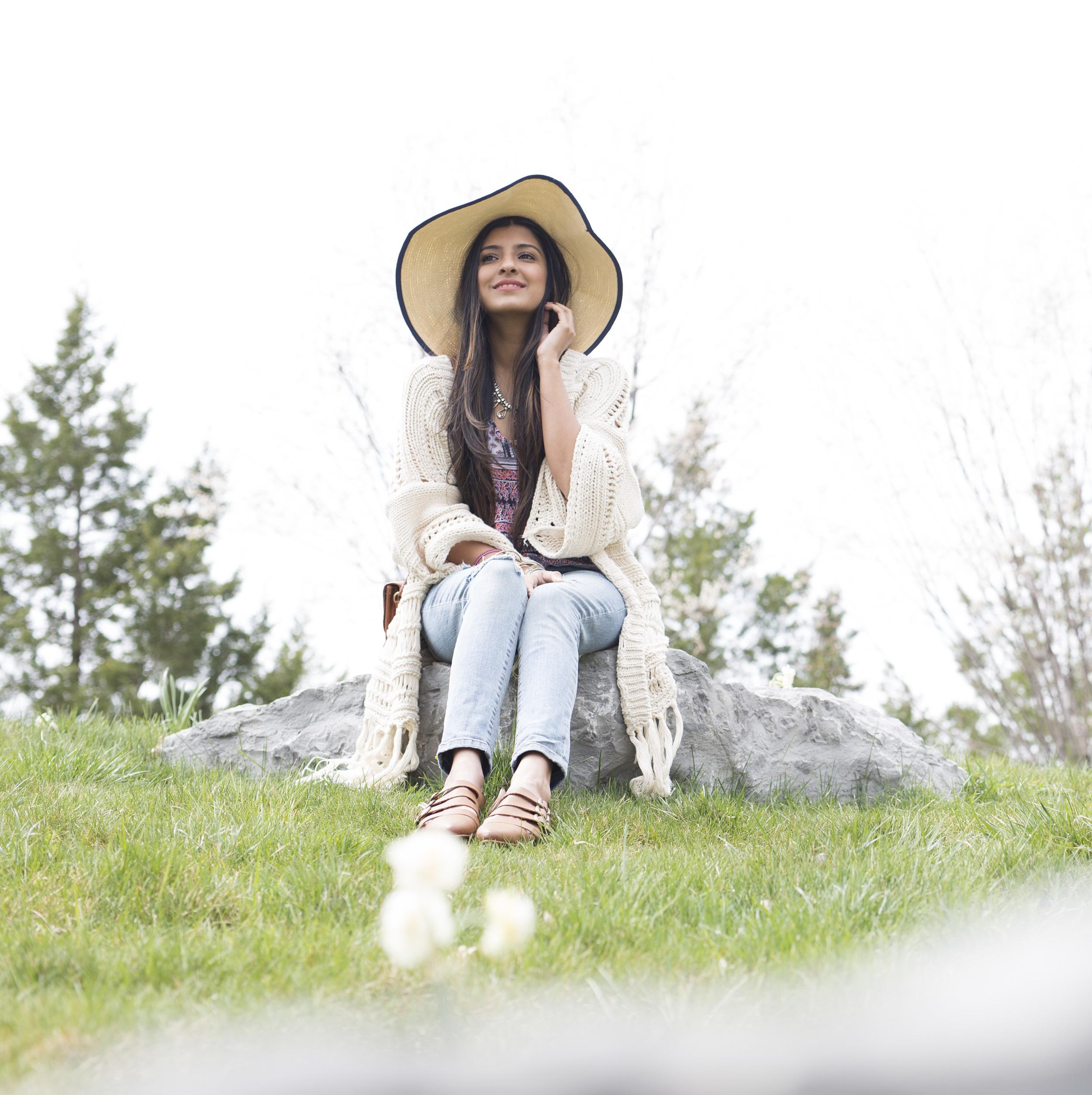 Spring-style-layers-crochet-duster-fringe-cardigan 1
