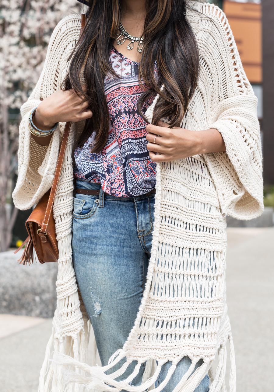 Spring-style-boho-chic-crochet-duster-fringe-cardigan