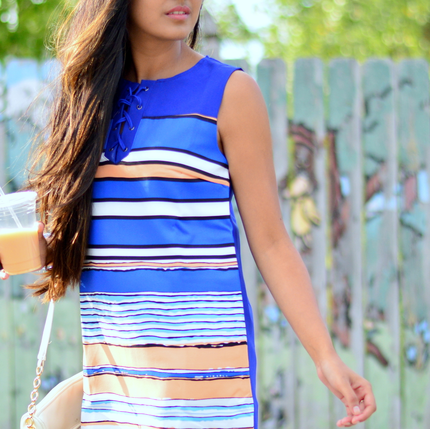 striped-laceup-dress-sneakers-summer-casual-blogger-style 4