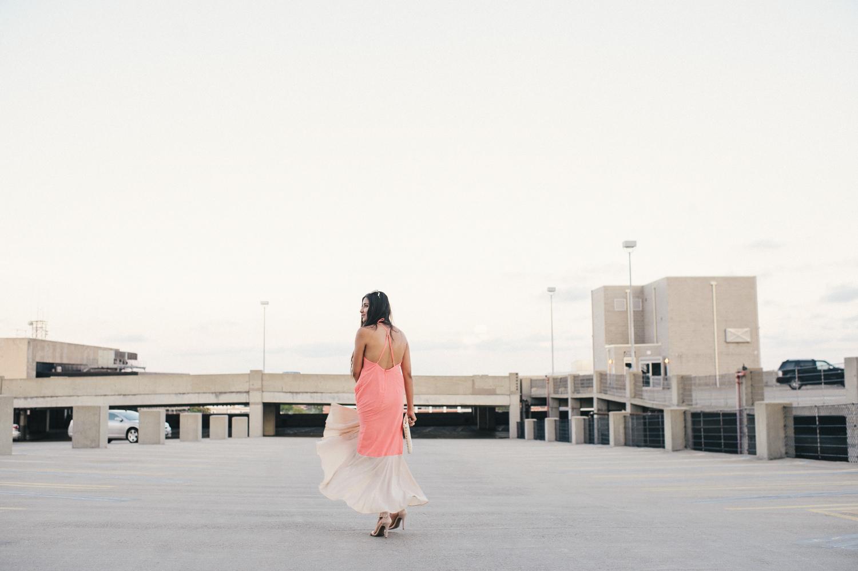 colorblock-maxi-dress-pink-sunset-buffalo-blogger-outfit 6