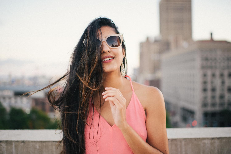 colorblock-maxi-dress-pink-sunset-buffalo-blogger-outfit 7