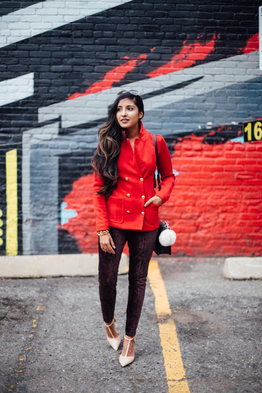 velvet-burgundy-pants-red-holiday-season-style-blogger-color combination-bodysuit 4
