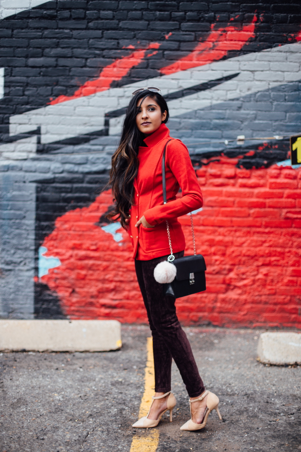 velvet-burgundy-pants-red-holiday-party-outfit-season-style-blogger 7