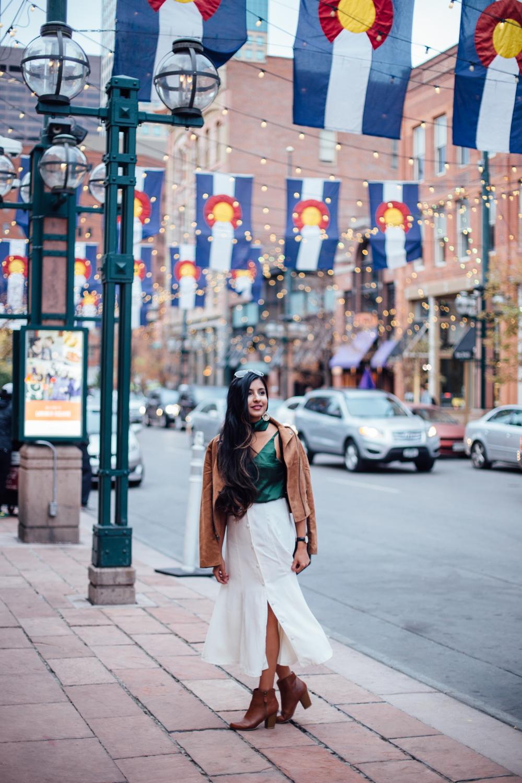 jewel-tones-slip-dress-midi-skirt-winter-white-holiday-style-blogger-outfit-denver-downtown-travel 5