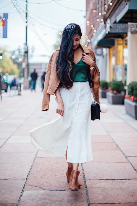 jewel-tones-slip-dress-midi-skirt-winter-white-holiday-style-blogger-outfit 8