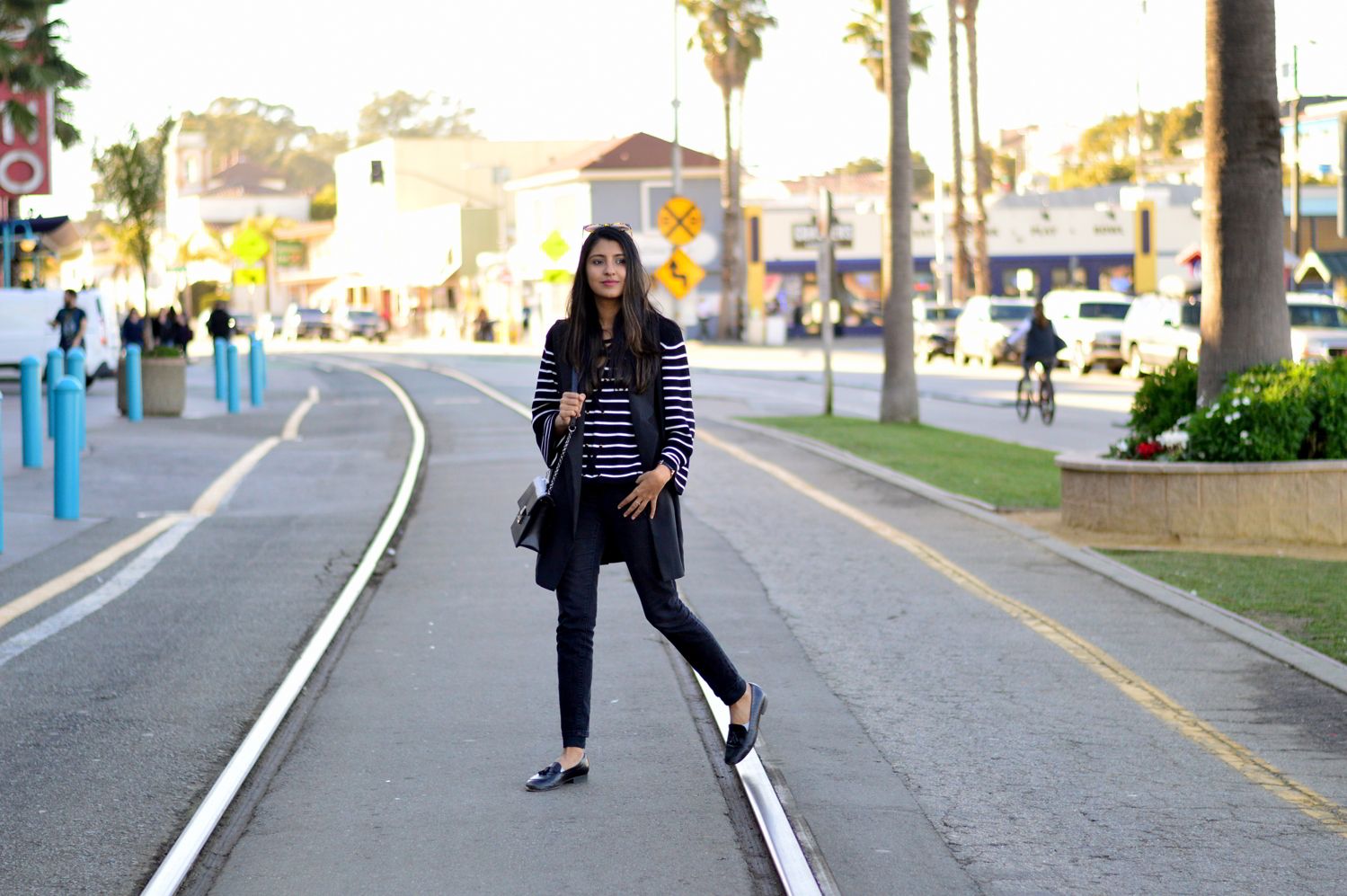 black-and-white-longline-vest-winter-outfit-fashion-blogger-california 1