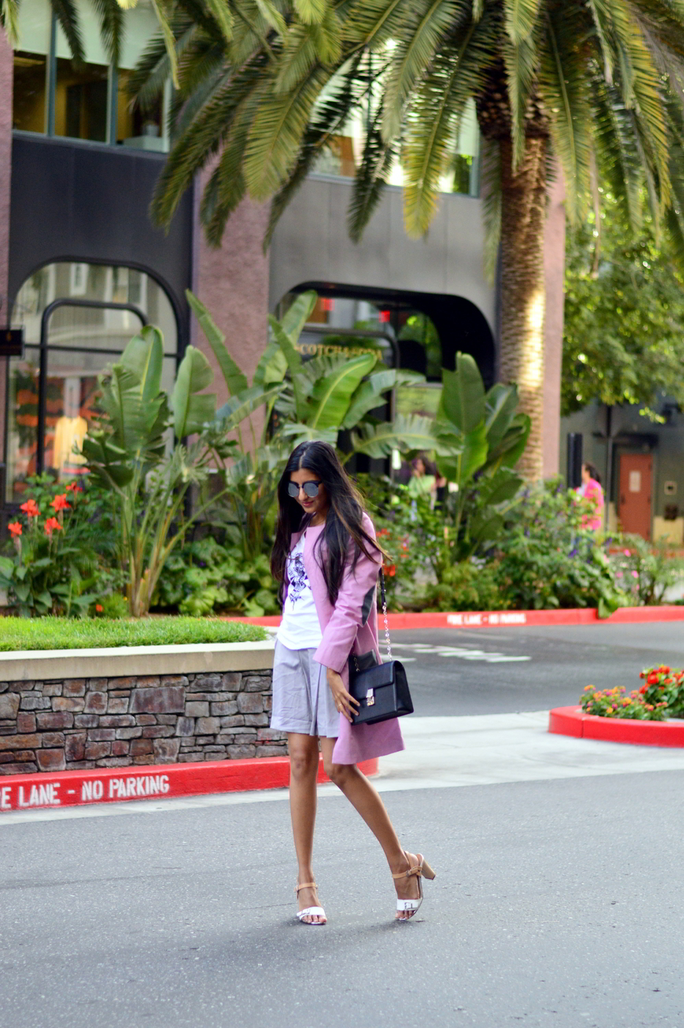 pink-coat-summer-layers-bay-area-style-blogger-outfit 1