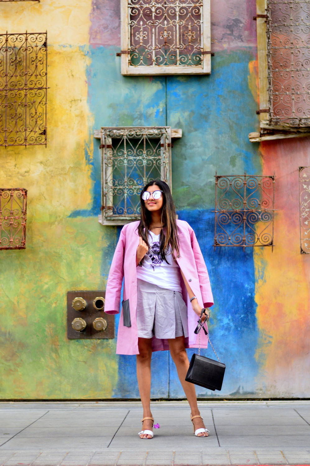 pink-coat-summer-layers-bay-area-style-blogger-outfit 3