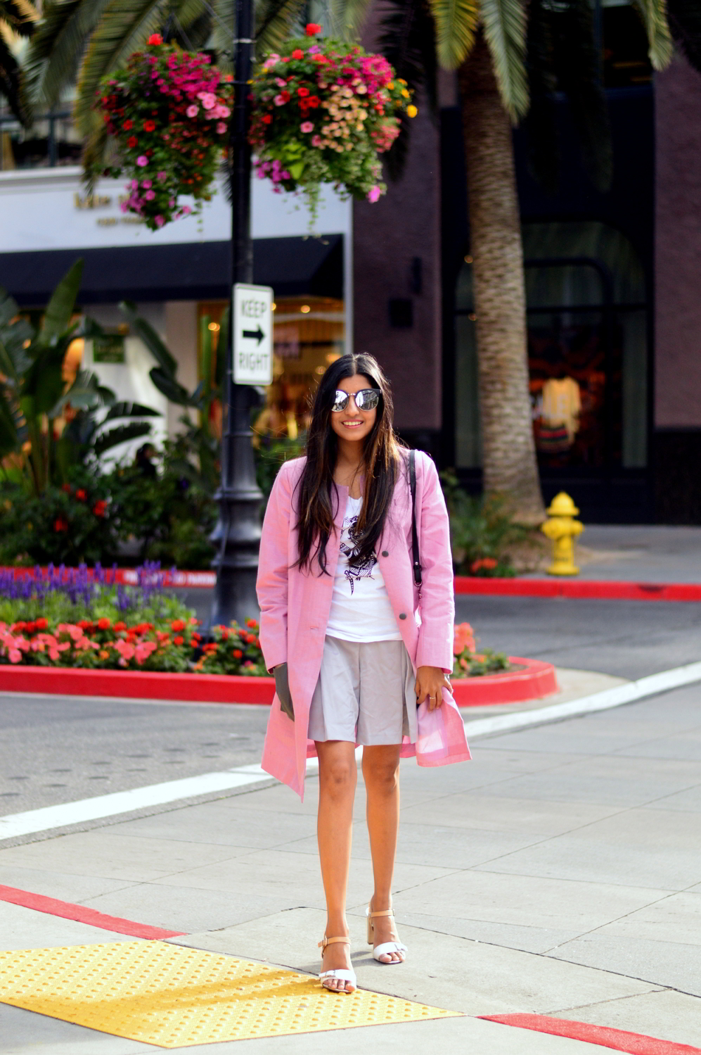 pink-coat-summer-layers-bay-area-style-blogger-outfit 4