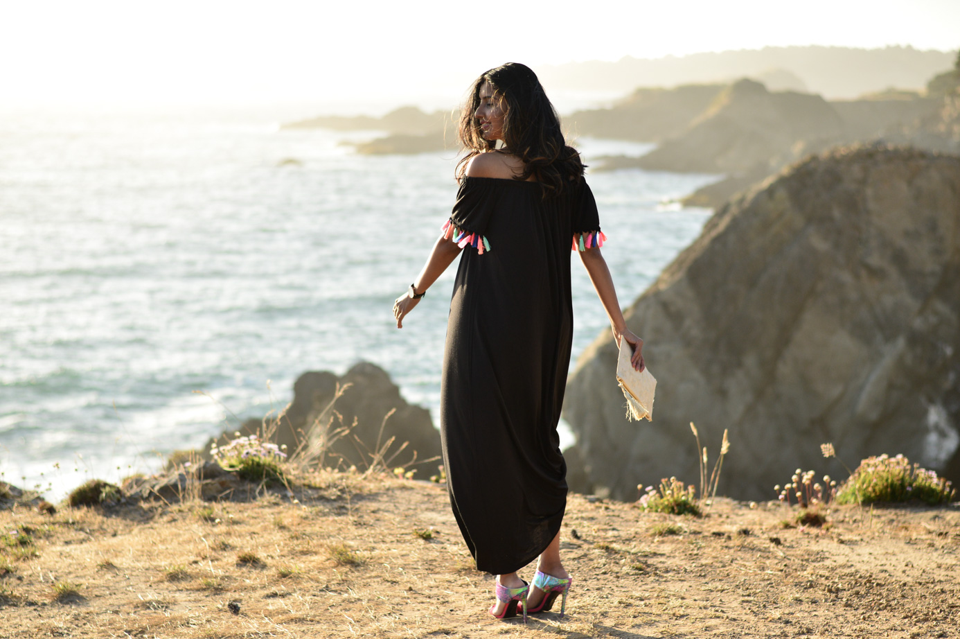 mendocino-little-river-inn-maxi-dress-tassels-vacation-style 1