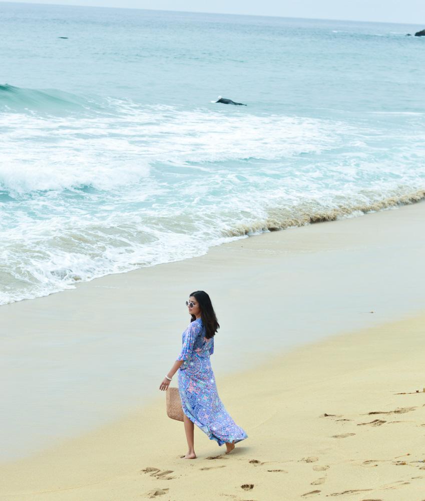 printed-kaftan-dress-beach-resort-vacation-style-california-travel 6