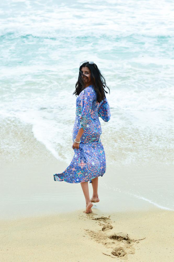 printed-kaftan-dress-beach-resort-vacation-style-blogger-outfit 10
