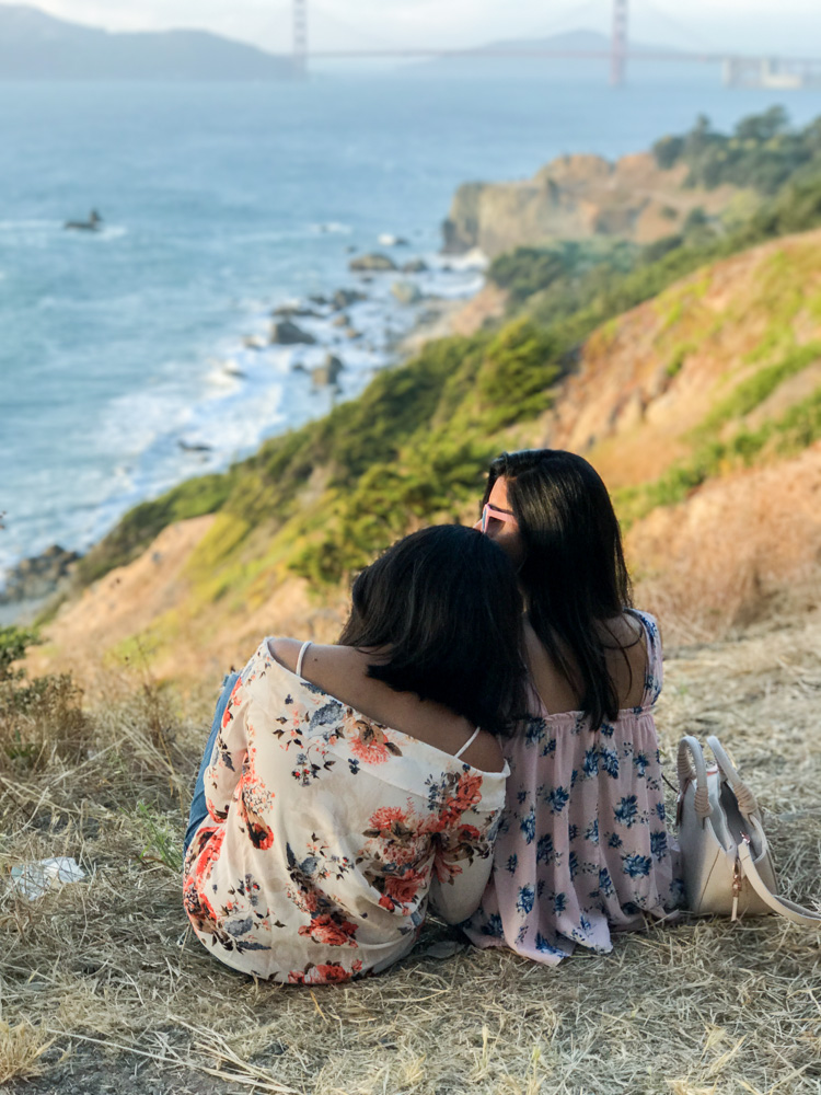 marin-county-summer-day-activities-floral-blouse-california-travel 11